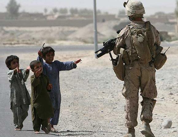 Afganistán es el peor lugar del mundo para los niños
