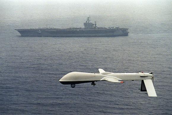 Los ataques de drones de la CIA forman parte de nuevo manual de contraterrorismo