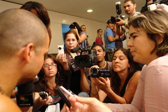 René Pérez, Residente en Cuba. Foto: Cubadebate