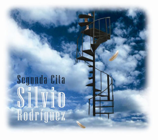 "Portada de ""Segunda Cita"" disco de Silvio Rodríguez"