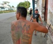Tatuajes Cuba en la piel de Kaloian