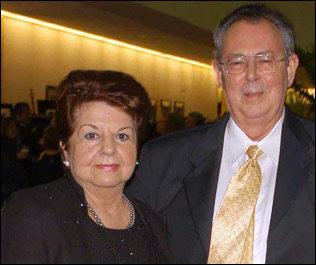 Teresita y Gastón E. Cantens