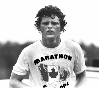 Terry Fox, un maratón por la esperanza