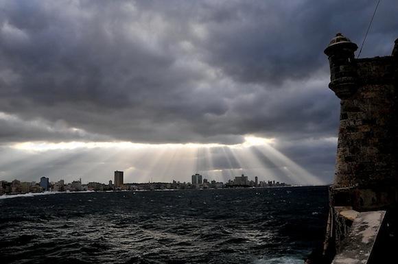La Habana desde el Castillo del Morro