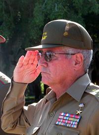 Álvaro López Miera. Viceministro de las FAR