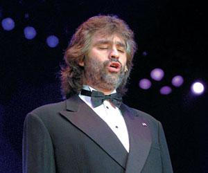 Andrea Bocelli y Bryan Adams pondrán sello final al Mundial