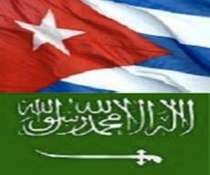 Defienden Arabia Saudita y Cuba más cooperación económica y política.