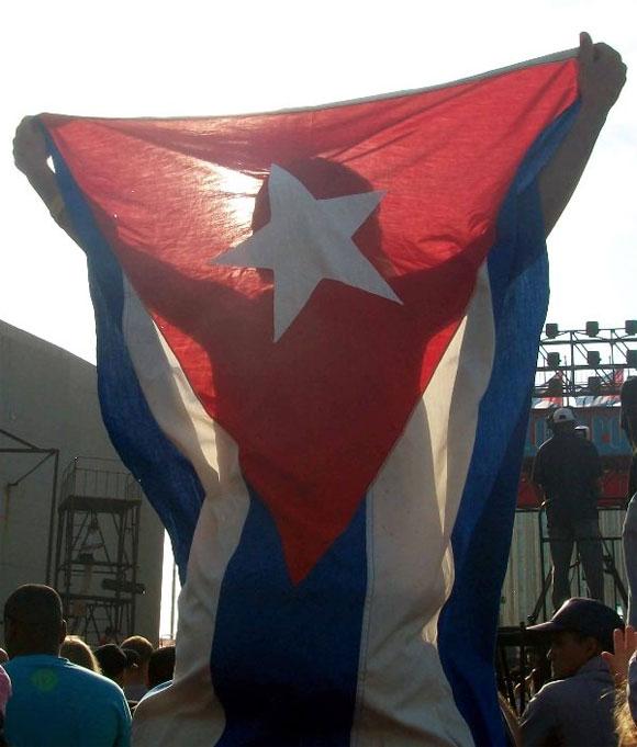 Bailando por Cuba. Tribuna Antimperialista, 10 de abril de 2010