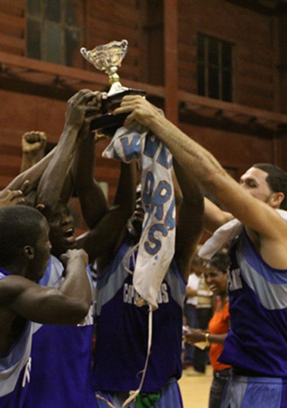 Liga Superior de Baloncesto, Cuba