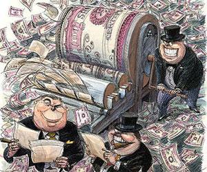 Bancos, Dinero