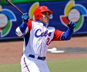 Cuba conservó invicto en Semana Beisbolera de Haarlem