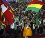 Bolivia, Cumbre de los Pueblos soobre cambio climático. Foto: AP