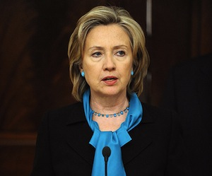 Hilary Clinton: ¿la Secretaria tonta?