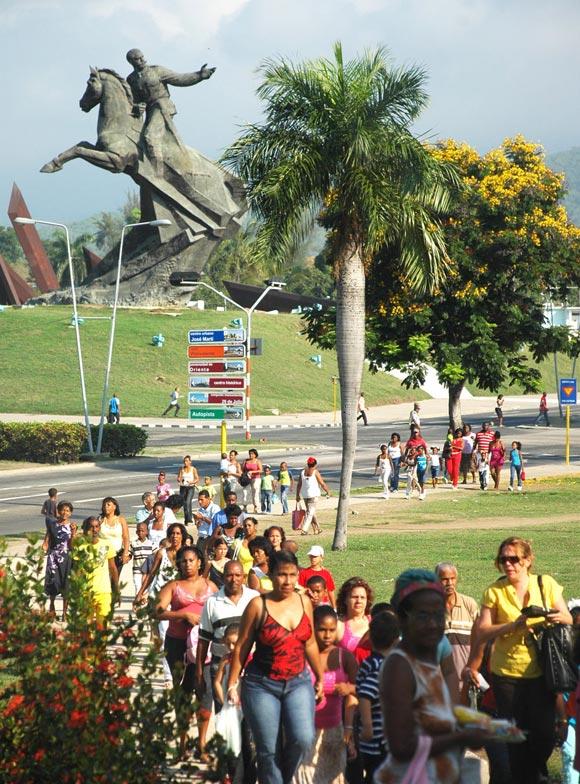 La Colmenita en Santiago de Cuba. Foto: Kaloian