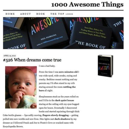 Blog de cosas geniales