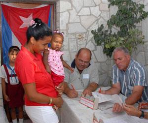 Arranca desde el lunes proceso electoral cubano