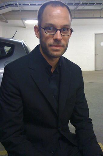 Daniel Schmitt es el coordinador de la ONG desde Alemania. Foto: ALEKS KROTOSKI