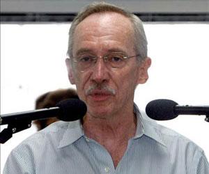 Edmond Mulet, representante Especial del Secretario General de la Organización de las Naciones Unidas (ONU) en Haití