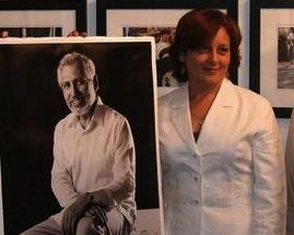 Elma Beatriz Rosado, viuda de Filiberto Ojeda
