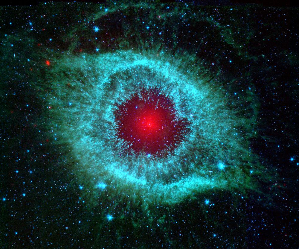 El 'Ojo de Dios', la nebulosa que nos observa