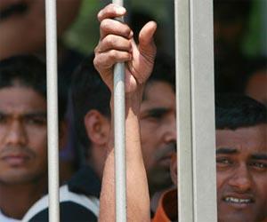 Los inmigrantes deportados dejan tras de sí a sus hijos abandonados a su suerte. Foto: AP