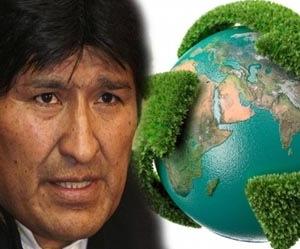 Evo Morales anuncia que creará Ministerio de la Madre Tierra