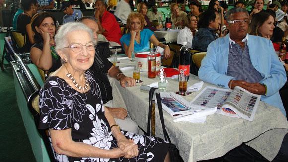 María Teresa Linares, nominada al Premio Cubadisco 2010. Foto: Marianela Dufflar / Cubadebate