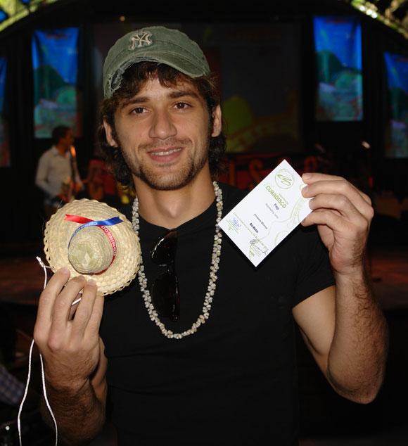 Ernesto Blanco, nominado al Premio Cubadisco 2010. Foto: Marianela Dufflar / Cubadebate