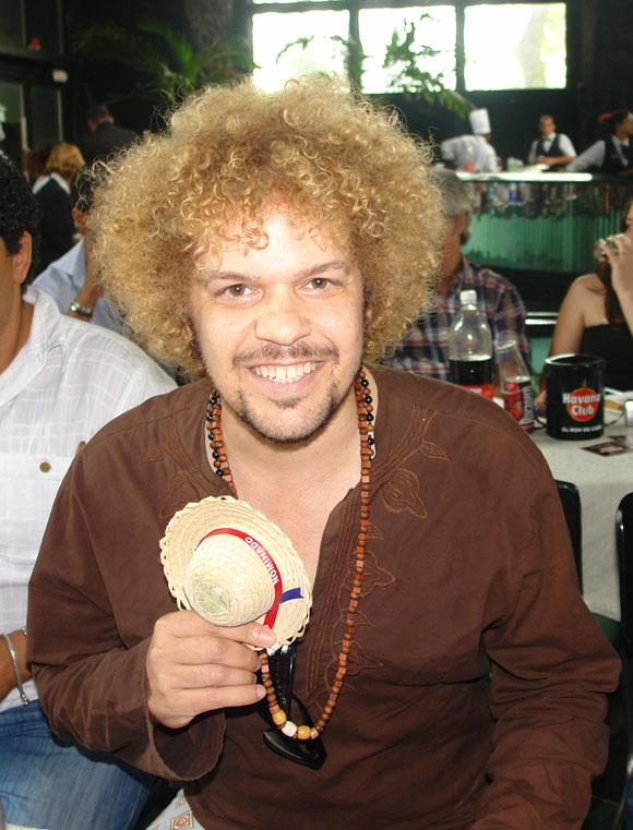 David Torrens, nominado al Premio Cubadisco 2010. Foto: Marianela Dufflar / Cubadebate