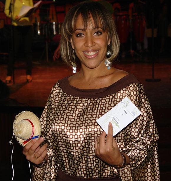 Sori, nominada al Premio Cubadisco 2010. Foto: Marianela Dufflar / Cubadebate