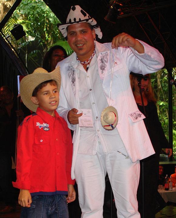 Arnaldo, nominado al Premio Cubadisco 2010. Foto: Marianela Dufflar / Cubadebate
