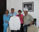 Guayabera donada por Gabriel García Marquez a museo en Sancti Spíritus, Cuba