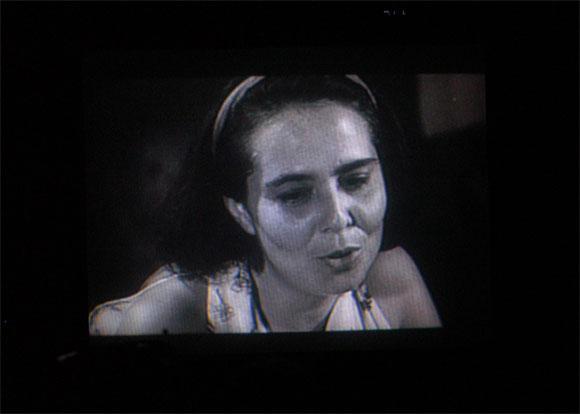 Documental proyectado en el acto realizado en el Memorial José Martí de La Habana, Cuba, el 5 de abril de 2010 por el 80 aniversario del natalicio de Vilma Espín . AIN Foto: Sergio ABEL REYES