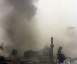 Bombazos sacuden Bagdad y provocan unas 20 víctimas