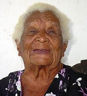 Juana Bautista de la Candelaria Rodríguez, la mujer más longeva del mundo.