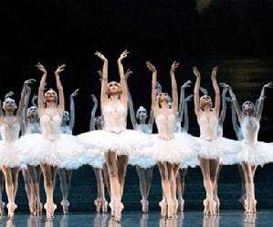 Lago de los Cisnes Ballet Cuba