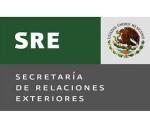 Logo Secretaría de Relaciones Exteriores México
