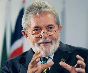 Galardonado Lula con el premio Indira Gandhi de la Paz 2010