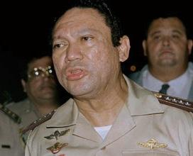 Manuel Noriega, ex Presidente de Panamá.