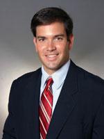 El senador Marco Rubio, afiliado al Tea Party y contribuyente del fondo legal para Posada Carriles en Miami.