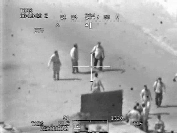 Matanza indiscriminada de EEUU en Iraq