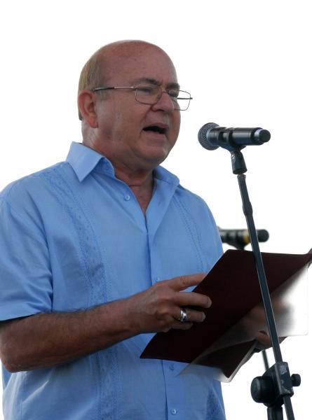 Concierto por la Patria: Miguel Barnet
