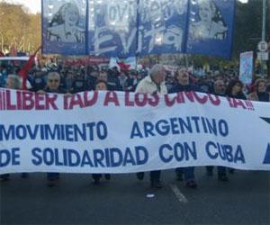 Movimiento argentino de solidaridad con Cuba