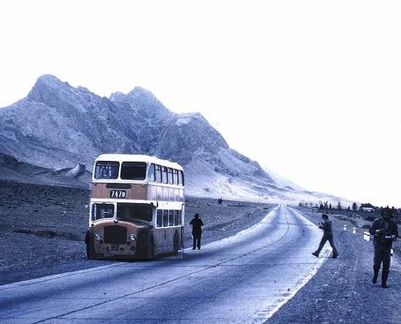 Omnibus en Kandahar