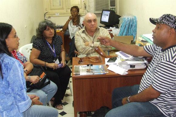 Preparación de la gala de nominados Cubadisco 2010