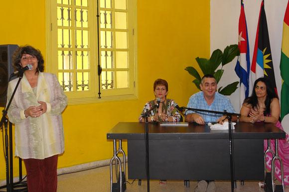 Presentación del Sitio Web Mallcubano.com de la Agencia Soycubano de Artex. Foto Cubadebate