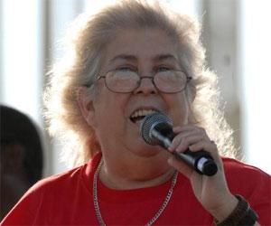 Sara González, Concierto por la Patria