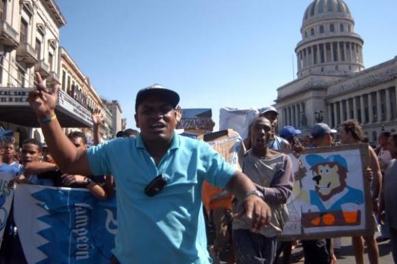 Recibimiento de los campeones en Ciudad de La Habana: Gran Final de la Serie Nacional de Béisbol.