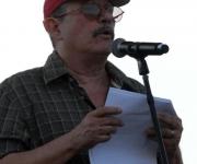 Silvio Rodriguez en Concierto por la Patria.