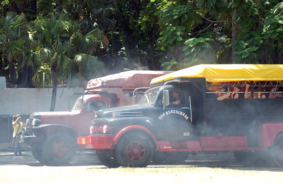 Transporte en Santiago